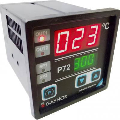 Controladores de Temperatura – Pirómetros